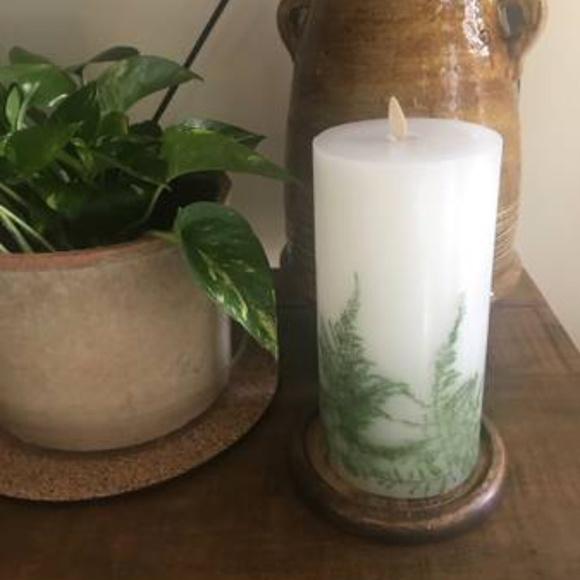 Pottery Barn Luminara Flameless Candle